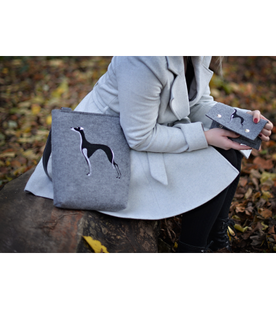 Beautiful Eco Felt Bag