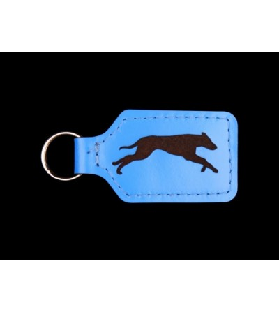 Genuine Leather Key Ring