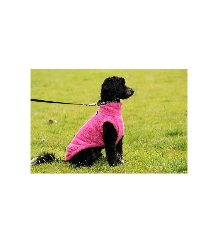 Pugglepoo Fluffy Vest