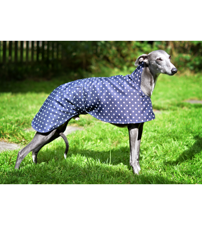 Beautiful Lined Showerproof coat