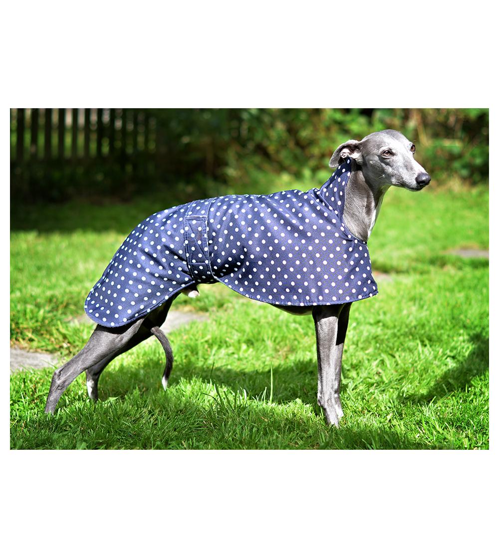 Beautiful Lined Showerproof coat