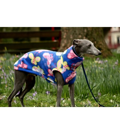 Whippet Fleece Vest