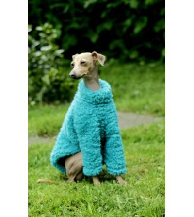 Flauschiger und gemütlicher Pullover