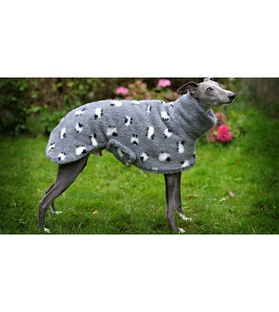 Joli motif, qualité et manteau chaud